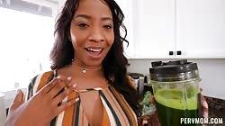 PervMom September Reign - Naughty Stepmom Healthy Habits