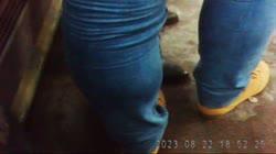 Mature asses on the bus! Amateur hidden cam!