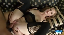 AllAnalAllTheTime Jennifer K - Hot Blonde Gets Her Ass Pounded