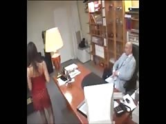 Hot Arab Beurette Girl Gets Fucked By Her Boss On Desk
