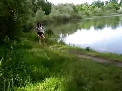 exib au bord du lac