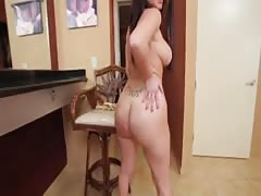 Big Venezuelan Booty - Face Down Ass Up