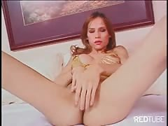 Sexy Skinny Brazilian Shemale