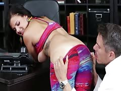 Sweet sex with an astonishing beauty Keisha Grey