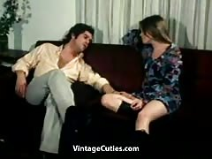 Teens Talking and Banging all Day Long (1960s Vintage)