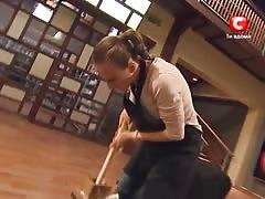 Handjob Masturbation - Ukrainian TVShow - Master Chef