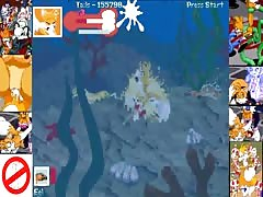 """No_Pants plays """"Project X love potion disater"""" Level 3 Tails + gallery"""
