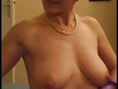 french glasses milf double fuck after shower